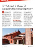 EFFICIENZA E QUALITA'