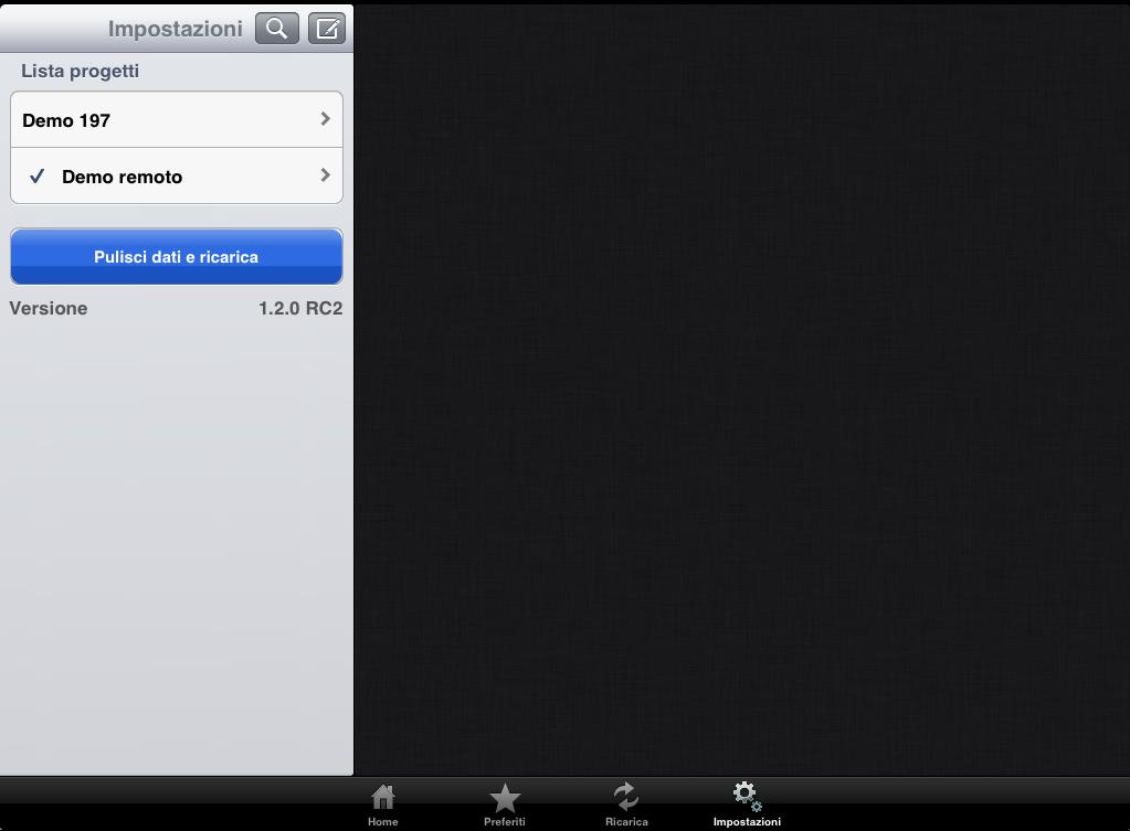 Cancellazione cache nella app iOS