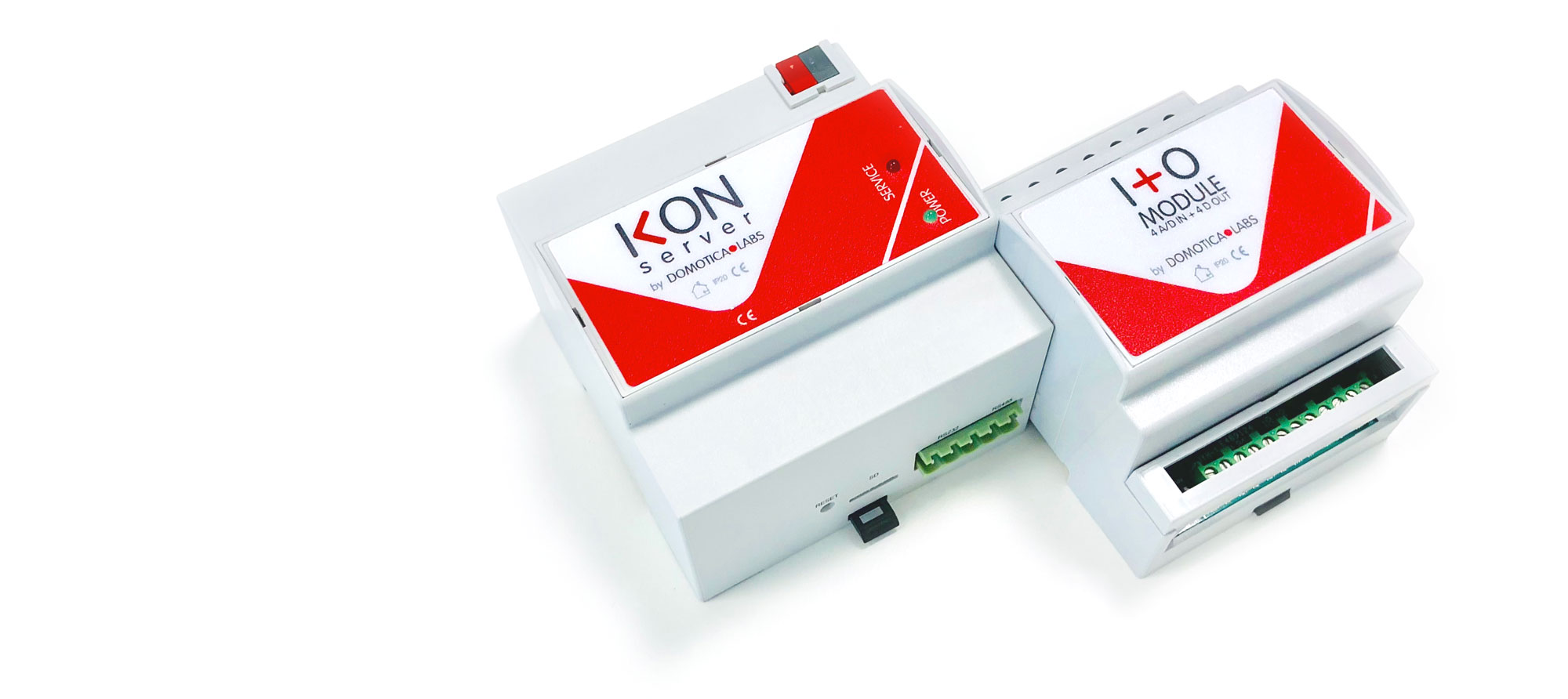 Prodotti Domotici Cosa Sono bundles ikon server - domotica knx myhome modbus e soluzioni iot